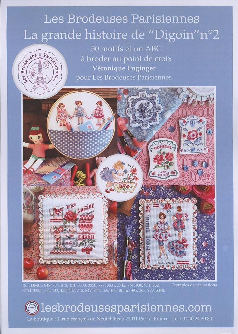 LBP cross stitch chart Le grand ABC  Paper dolls Alphabet