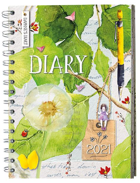 DAPHNE'S DIARY JOURNAL - 2021